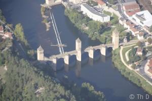 pont valentre avion